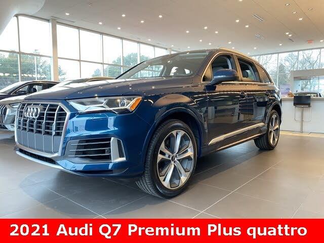 2021 Audi Q7 3.0T quattro Premium Plus AWD