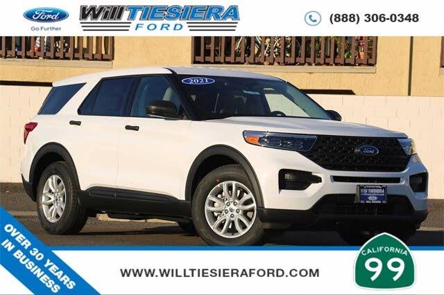 2021 Ford Explorer RWD