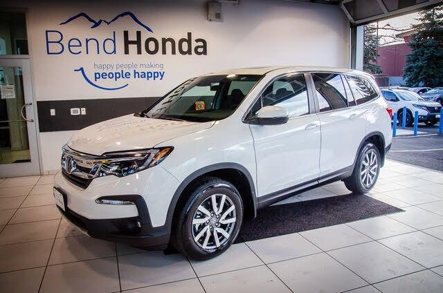 2021 Honda Pilot EX-L AWD