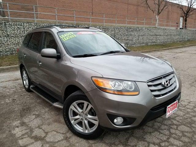 2011 Hyundai Santa Fe 3.5L Limited AWD with Navigation