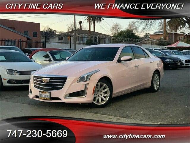 2015 Cadillac CTS 2.0T RWD