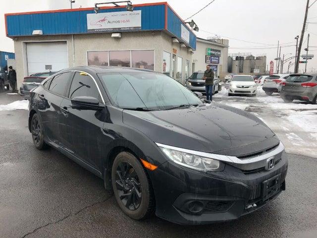2017 Honda Civic EX with Honda Sensing