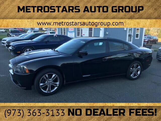 2013 Dodge Charger SE AWD