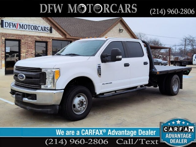 2017 Ford F-350 Super Duty XL Crew Cab LB DRW 4WD