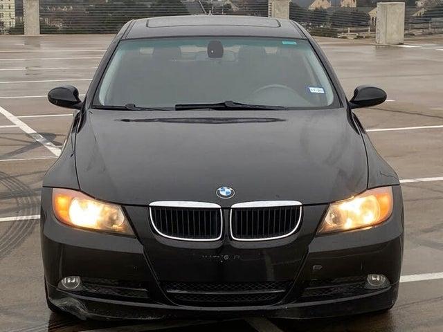 2007 BMW 3 Series 328i Sedan RWD