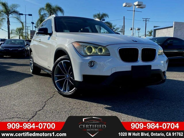 2013 BMW X1 xDrive35i AWD