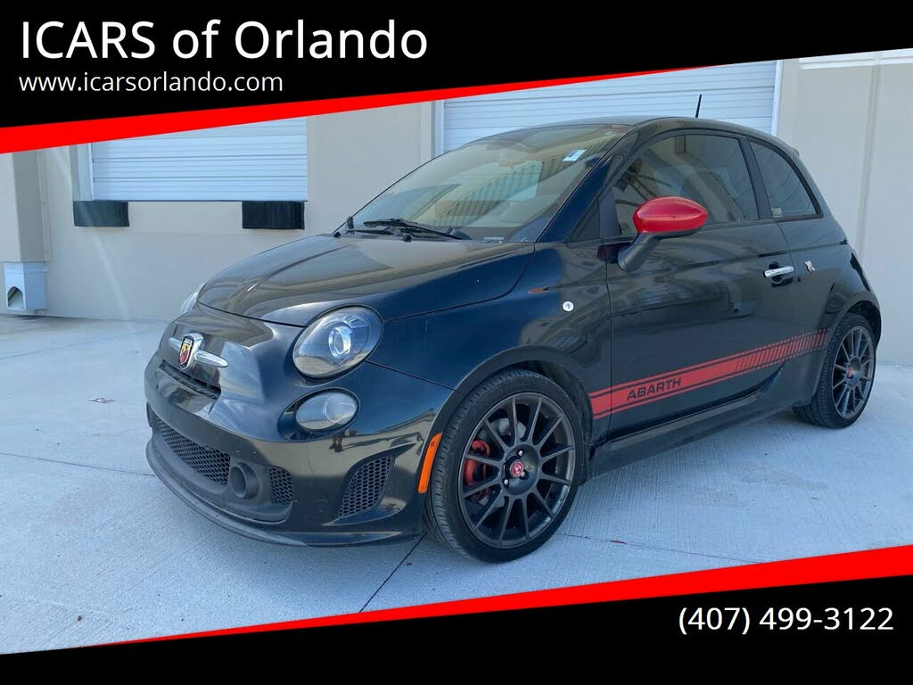 Used 2013 Fiat 500 Abarth For Sale Right Now Cargurus