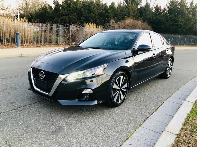 2019 Nissan Altima 2.5 SL FWD