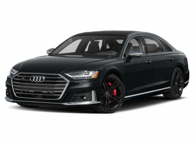 2021 Audi S8 4.0T quattro AWD