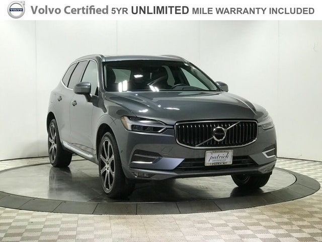 2018 Volvo XC60 T6 Inscription AWD