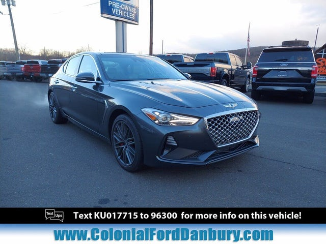 2019 Genesis G70 3.3T Advanced AWD