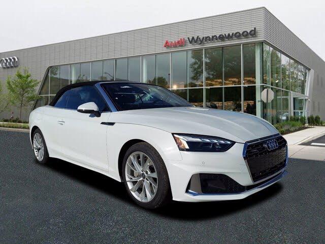 2021 Audi A5 2.0T quattro Premium Plus Convertible AWD