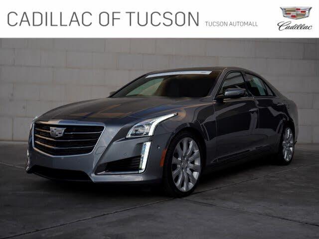 2019 Cadillac CTS 3.6TT V-Sport Premium Luxury RWD