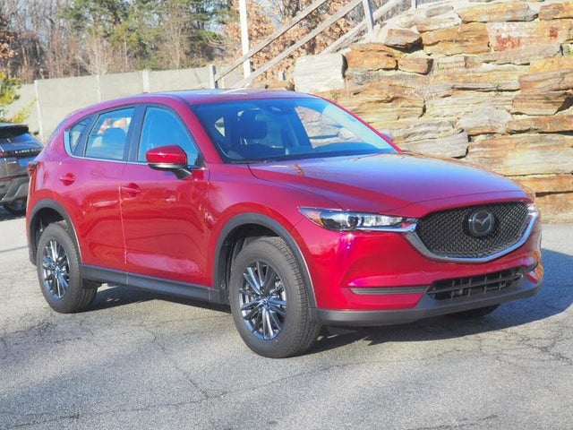 2020 Mazda CX-5 Sport FWD