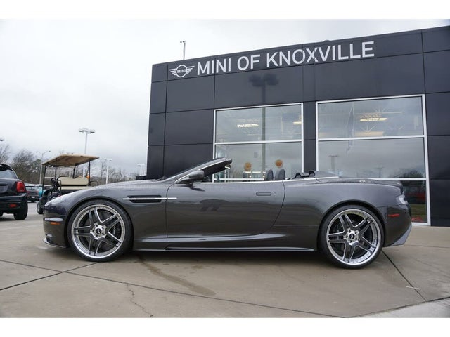 Used 2010 Aston Martin Dbs For Sale Right Now Cargurus