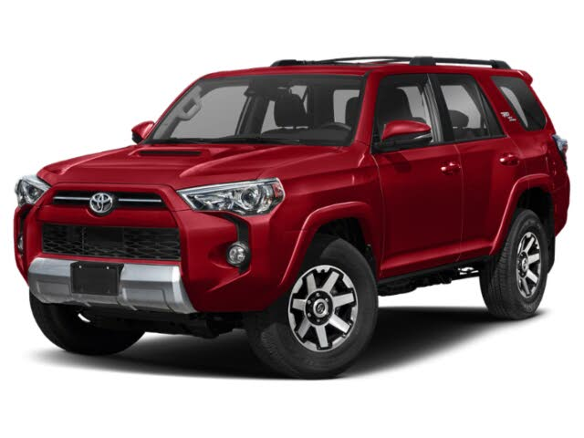 2020 Toyota 4Runner TRD Off-Road Premium 4WD