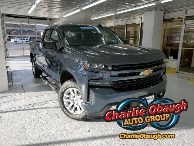 2020 Chevrolet Silverado 1500 RST Double Cab 4WD