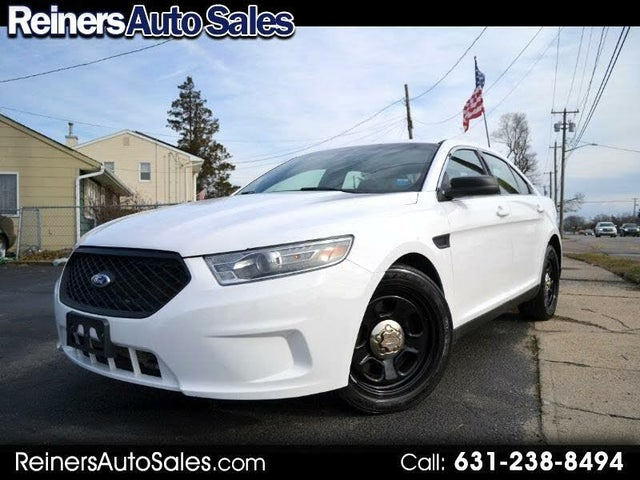 2013 Ford Taurus Police Interceptor AWD