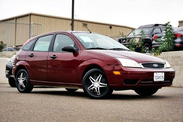 2006 Ford Focus ZX5 S