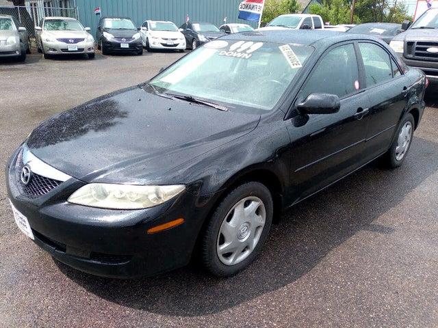 2003 Mazda MAZDA6 4 Dr i Sedan