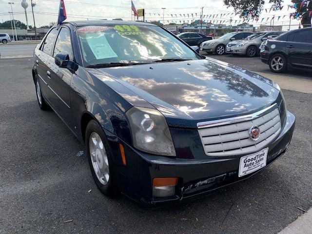 2007 Cadillac CTS 3.6L RWD