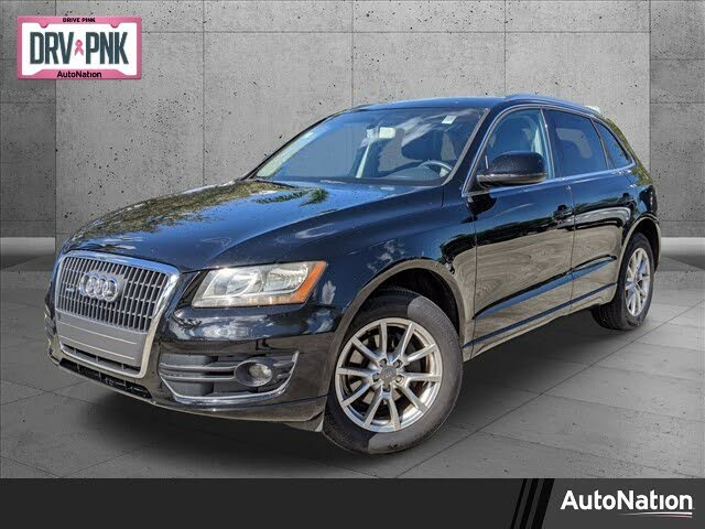 2012 Audi Q5 2.0T quattro Premium AWD