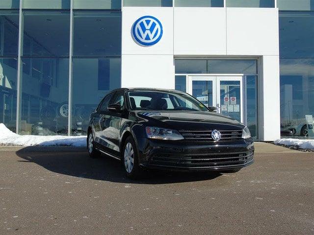 2015 Volkswagen Jetta 1.8T Trendline Plus