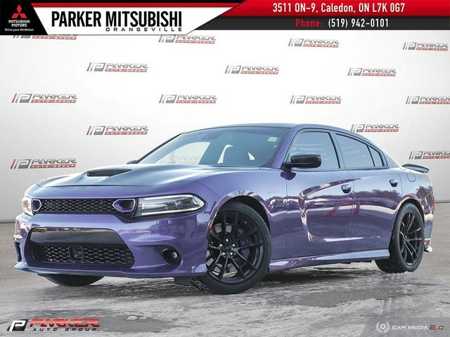 2019 Dodge Charger R/T Scat Pack RWD