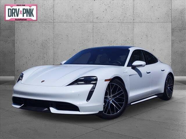 2020 Porsche Taycan Turbo AWD