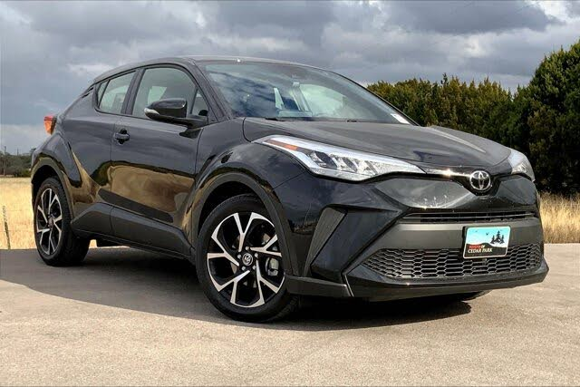 2021 Toyota C-HR XLE FWD