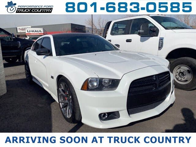 2014 Dodge Charger SRT8 Super Bee RWD