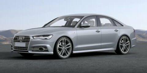2017 Audi A6 3.0T quattro Technik Sedan AWD