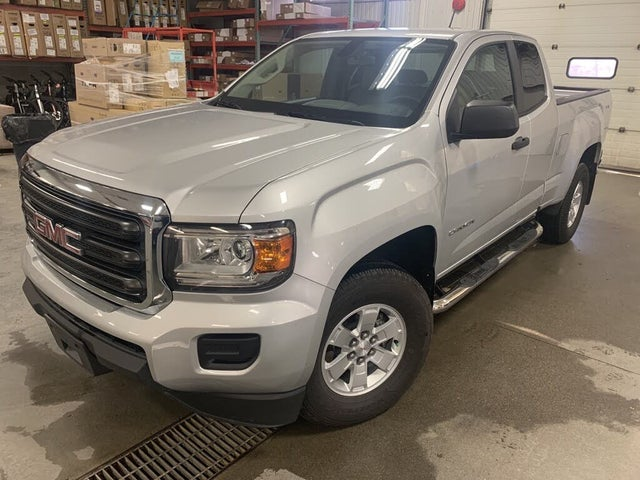 2019 GMC Canyon Extended Cab LB 4WD