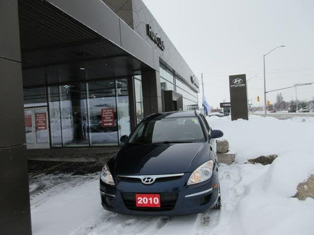 2010 Hyundai Elantra Touring GLS FWD