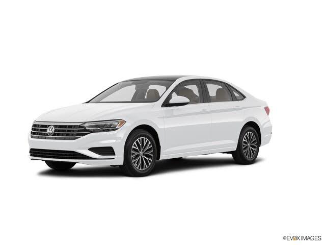 2019 Volkswagen Jetta 1.4T SEL FWD