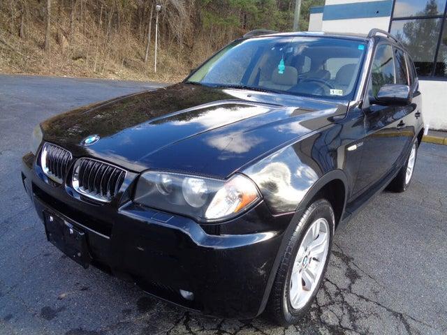 2006 BMW X3 3.0i AWD