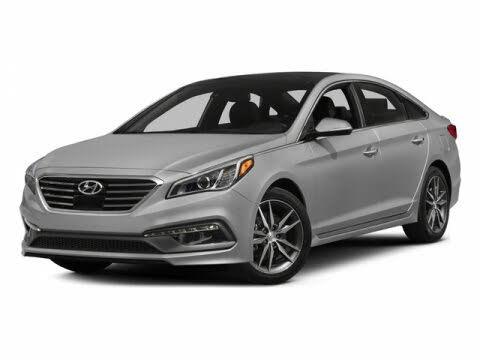 2015 Hyundai Sonata 2.0T Limited FWD