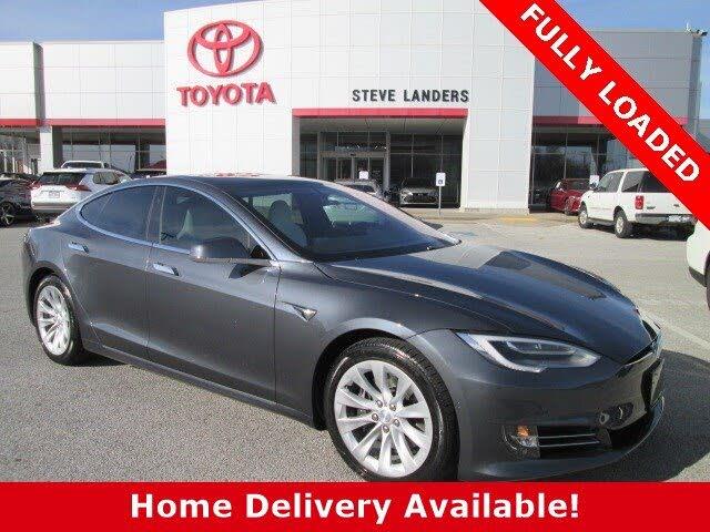 2019 Tesla Model S Long Range AWD
