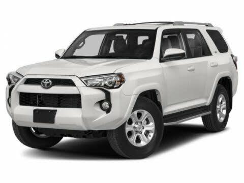 2019 Toyota 4Runner SR5 Premium 4WD