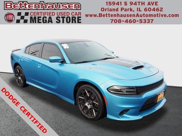 2018 Dodge Charger Daytona RWD