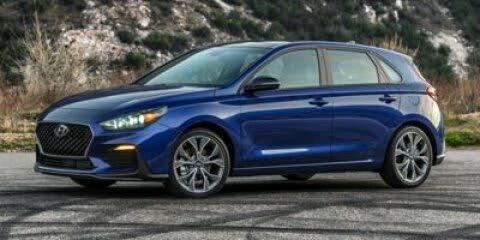 2020 Hyundai Elantra GT N Line Ultimate FWD