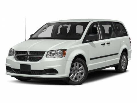 2016 Dodge Grand Caravan SE FWD