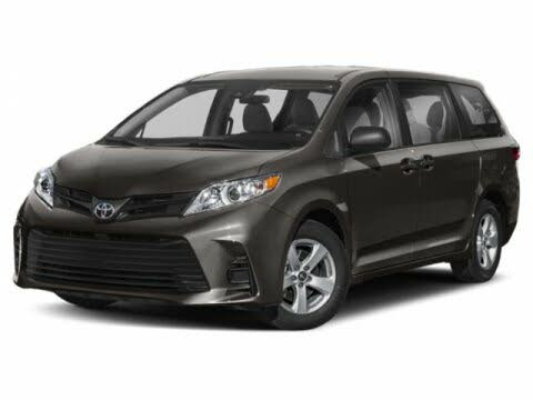 2020 Toyota Sienna LE 8-Passenger FWD