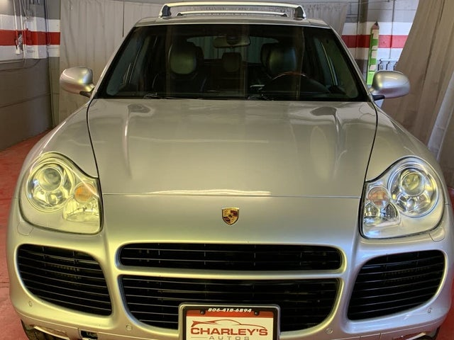 2004 Porsche Cayenne Turbo AWD