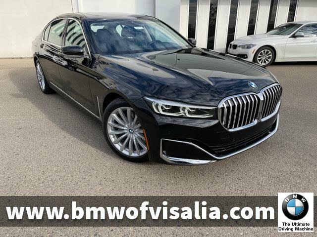 2021 BMW 7 Series 740i RWD