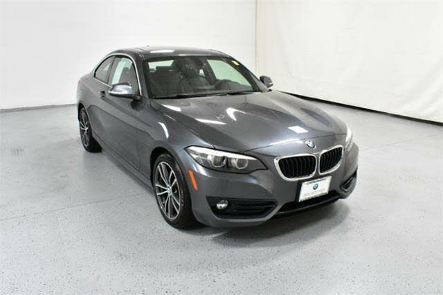 2018 BMW 2 Series 230i xDrive Coupe AWD
