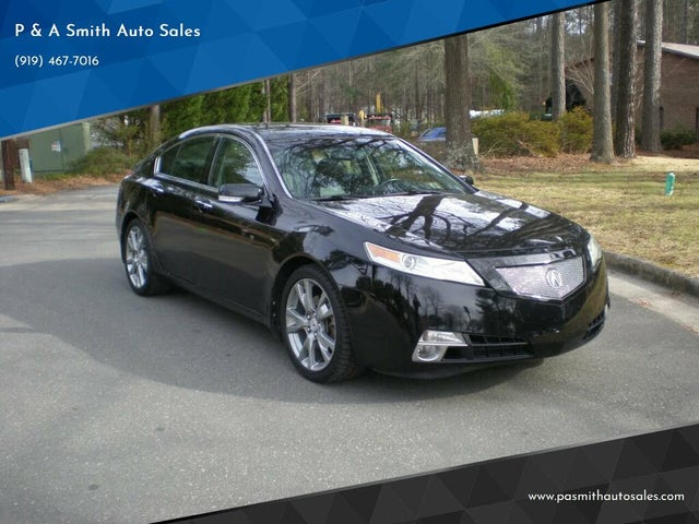 Used 2011 Acura Tl Sh Awd With Technology Package For Sale Right Now Cargurus