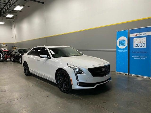 2016 Cadillac CT6 3.0TT Platinum AWD