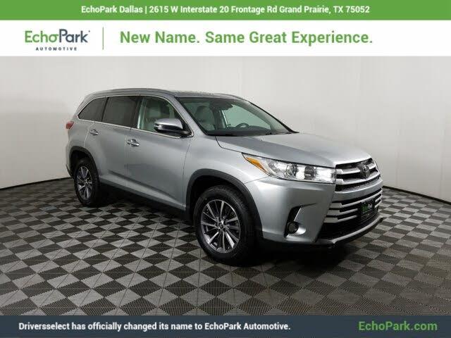 2019 Toyota Highlander XLE FWD