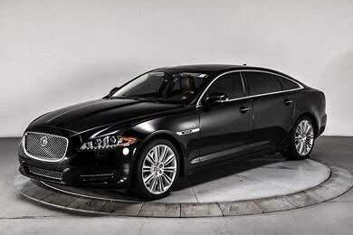 2015 Jaguar XJ-Series XJL Supercharged RWD